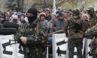 Instabilitas  meningkat di Ukraina Timur.