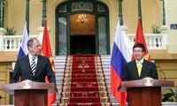 Memperkuat  kerjasama  strategis komprehensif Vietnam-Federasi Rusia