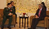 Dialog Shangri-La ke-13: Banyak delegasi memperhatikan perkembangan yang berbahaya di Laut Timur