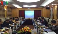 Badan Inspektorat  Pemerintah Vietnam melakukan temu kerja dengan delegasi Kamboja