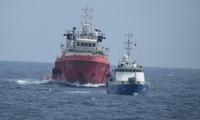 Pakar Australia  memprotes pandangan Tiongkok tentang masalah Laut Timur.
