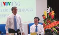 Memperingati ultah ke-89 Hari Pers Revolusioner Vietnam (21 Juni)