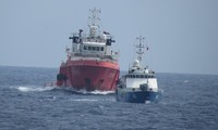 Venezuela  mendukung  pendirian Vietnam tentang masalah Laut Timur.