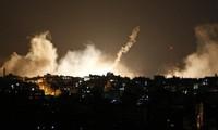 Israel memulai operasi serangan di darat terhadap jalur Gaza
