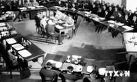 Konferensi Jenewa 1954: Pelajaran besar  bagi pekerjaan diplomatik Vietnam