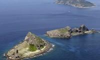 Jepang memberi nama kepada 158 pulau di Laut Huatung.