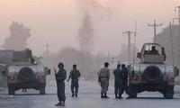 Taliban menyerang Gedung Pemerintahan di Afghanistan