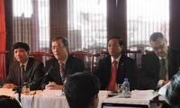 Provinsi Vinh Phuc  mengadakan forum promosi investasi di Afrika Selatan.