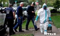 Amerika Serikat membentuk  regu  reaksi cepat  untuk menghadapi wabah Ebola.