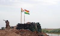 Pemerintahan orang Kurdi membolehkan menggelarkan serdadu-serdadu ke Suriah