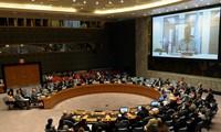 Australia memegang jabatan sebagai  Ketua bergilir DK PBB