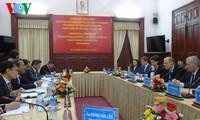 Pembicaraan tingkat tinggi antara Mahkamah Rakyat Agung Vietnam dan Mahkamah Keadilan Hungaria.