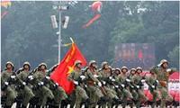Kepemimpian Partai Komunis merupakan faktor yang menentukan semua kemenangan, kedewasaan dan perkembangan Tentara Rakyat Vietnam
