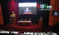 Konferensi penggelaran pekerjaan kebudayaan,olahraga dan pariwisata tahun 2015.