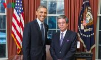 Presiden AS Barack Obama ingin membawa hubungan kemitraan antara dua negara Vietnam-AS ke satu ketinggian baru