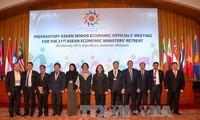Konferensi terbatas ke-21 Menteri Ekonomi ASEAN berfolus pada  periode terakhir pelaksanaan AEC
