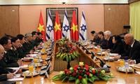 Direktor Jenderal  Perrtahanan Israel melakukan kunjungan di Vietnam
