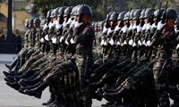 Tiongkok-Thailand memperkuat kerjasama pertahanan.