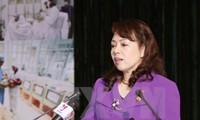 WHO memberikan apresiasi terhadap  pembaruan dalam sistim kesehatan Vietnam.