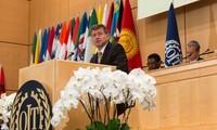 Vietnam  menghadiri Konferensi ke-104 Buruh Internasional  dari ILO