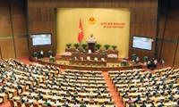 MN Vietnam berbahas tentang Rancangan Kitab Undang-Undang Hukum Pidana (amandemen).