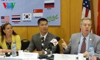 AS memberikan apresiasi  terhadap kunjungan Sekjen KS PKV, Nguyen Phu Trong