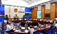 Pemerintah Vietnam mengadakan sidang periodik untuk bulan  Juli 2015