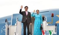 Memperkuat kerjasama antara Vietnam dengan  Malaysia dan Singapura