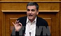 Yunani dan  para kreditor  mencapai permufakatan tentang target  anggaran keuangan