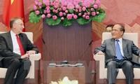 FTA yang ditandatangani akan turut mendorong  hubungan ekonomi dan perdagangan Vietnam dan Uni Eropa