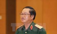 Delegai militer  tingkat tinggi Tentara Rakyat Vietnam melakukan kunjungan resmi di RDR Laos.