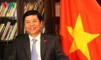 Pimpinan dua negara semuanya menghargai kunjungan resmi  Sekjen  KS PKV, Nguyen Phu Trong ke Jepang.
