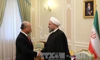 Dirjen IAEA Yukiya Amano melakukan kunjungan di Iran.