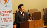 PBB perlu mempertahankan secara mantap prinsip  menghormati kemerdekaan, kedaulatan dan keutuhan wilayah