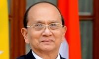 Presiden Myanmar, U Thein Sein berkomitmen akan mempertahankan proses perdamaian  dengan beberapa kelompok bersenjata.