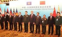 Pembukaan Pertemuan tidak resmi Menhan Tiongkok-ASEAN.