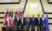 ASEAN dan Uni Eropa  mendorong kerjasama tentang kaum migran dan pengelolaan perbatasan