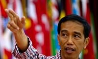 Presiden Amerika Serikat dan  Presiden Indonesia  mengadakan pembicaraan di Gedung Putih