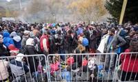 Austria mengumumkan rencana membangun pagar di garis perbatasan yang berbatasan dengan Slovenia