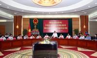 Deputi PM Vietnam, Nguyen Xuan Phuc melakukan temu kerja dengan kota Hai Phong