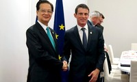 Vietnam dan Perancis berupaya mencapai   target  mengurangi emisi gas rumah kaca.