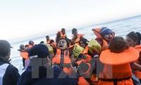 Uni Eropa terus memberikan bantuan darurat kepada negara-negara anggota  untuk menerima kaum migran