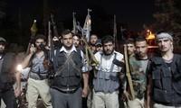 Tentara Suriah merebut kembali kota madya strategis di provinsi Homs dari tangan IS
