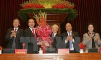 Kongres Nasional ke-12 Partai Komunis Vietnam (PKV)  berakhir
