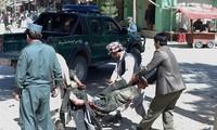 Afghanistan: Puluhan orang menjadi korban dalam  serangan bom  terhadap pos polisi