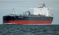Iran memulai ekspor minyak kasar ke Eropa