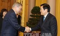 Vietnam akan menciptakan  semua syarat bagi badan-badan usaha provinsi Gunma untuk masuk ke Vietnam