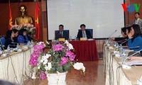 Sidang ke-7 Komite Gabungan antara VOV dan Komite Hubungan  Masyarakat Thailand