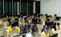 OIF membantu para guru dan pengajaran bahasa Perancis untuk para pelajar Vietnam