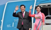 Vietnam memperkuat kerjasama Asia-Afrika